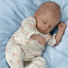 Reborn Baby Doll Lifelike Real 19'' Name Sophia Breathing And Cooing US