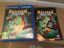 jeu ps vita rayman legends