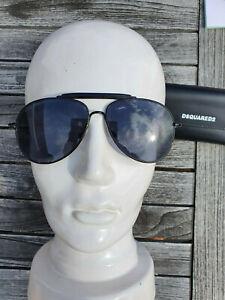 Piloten-Sonnenbrille von DSQUARED2 UVP € 230,--   NEU u. ORIGINAL!