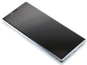 Sony Xperia 1 128GB Dual-SIM grau ohne Simlock - Zustand akzeptabel