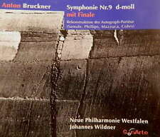 Bruckner Symphonie Nr. 9 d-m,oll mit Finale Johannes Wildner 2CD-BOX