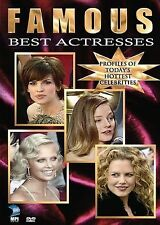 Famous - Best Actresses (DVD, 2006) BRAND NEW SEALED