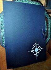 Gullveigarbok LE Art Folder Vexior Signed Arckanum Occult PanParadox Ixaxaar OOP
