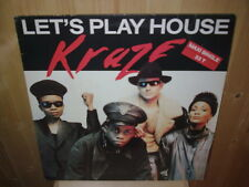 "KRAZE let's play house 12""  MAXI 45T"