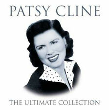 2 CD BOX PATSY CLINE ULTIMATE COLLECTION CRAZY COME ON IN CRY NOT FOR ME