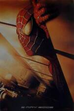 Spiderman 27x40 Recalled Style A DS Movie Poster