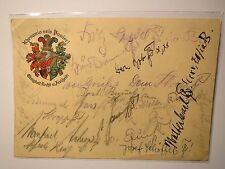 Reutlingen - VDSt Rhenania - 1926 - Wappen / Studentika