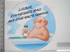 Decal Sticker Wick-Vapo Bath-medical-pharmaceutical (s1459)