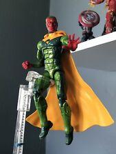 Marvel Legends-Vision; Hulkbuster BAF wave