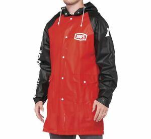 100% Torrent Mechanics Raincoats