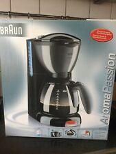 Braun Kaffeemaschine KF 550 Neu in OVP