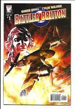 BATTLER BRITTON # 1 (WILDSTORM, GARTH ENNIS, SEPT 2006), VF/NM