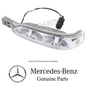 For Mercedes W164 X164 GL ML Driver Left Door Mirror Turn Signal Light Genuine