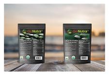 Organic Spirulina and Chlorella Tablets, 1720 Tablets | Superfoods