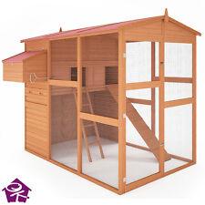 Hühnerstall Hühnerhaus Brutkasten Stall Hühnervoliere Geflügelstall Huhn Kickie