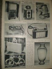 Photo article Britain Can Make It Exhibition Victoria & Albert London 1946 rf Ap