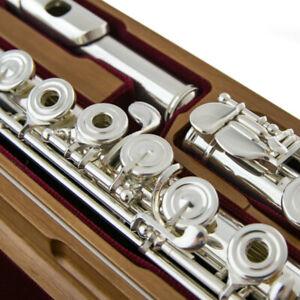 Miyazawa Flute - BR 702 RE | Offset G | Split E-Mech | Brögger | C-foot NEW