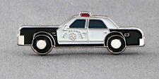 Metal Enamel Pin Badge Brooch Police Car American US Cop Car Lapd Siren Squad