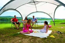 Event Shelter 4.5 x 4.5 m Camping Garden Patio Tunnel Dome Gazebo Tent Party new