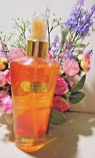 "Victoria'sSecret presents""Amber Romance""amber&creme anglais fragrance mist 8.4OZ"