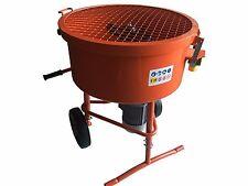 Pro Mixer 120 L Cement Concrete Motor Stucco Mixer 120 Liter 115V / 230 Volt