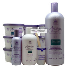 Affirm Dry & Itchy Scalp Conditioning System All in One Set with Free Gift