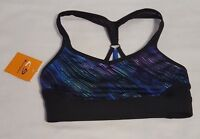 New Women's Champion Duo Dry Stretch Black Athletic Sports Top Size XS X-Small