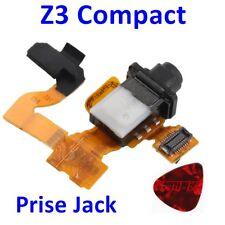 Pour Sony Xperia Z3 Compact Z3 Mini  Nappe Prise Jack  Ecouteur Audio OEM
