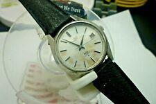 Mens 36mm KING SEIKO 25j Automatic KS Hi-Beat 5625-8001 Vintage 1975 Suwa Watch