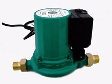 Jumbo AUTOMATIC On Off Hot Water Shower Booster Pump Gravity Fed 65 L/min