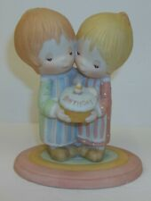 Betsey Clark Porcelain Figurine - Hope Your Birthday Brings Your Favorite Things