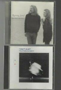 2 CD Lot - Robert Plant & Allison Krauss - Raising Sand - Principle of Moments
