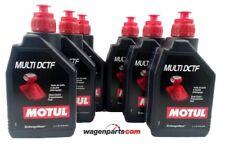 Aceite de transmisión Motul DCTF DSG DKG Technosynthese G052182A2, 105786, 6 L