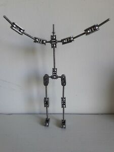 Model Armature kit, stainless steel for animation, stop motion or just fun