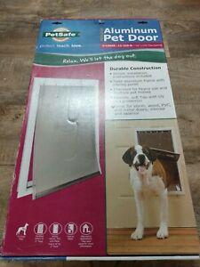 PetSafe Freedom Aluminum Pet Door (PPA00-10862)