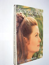 Princess Grace 1929 - 1982 by Gwen Robyns PB book biography Kelly of Monaco