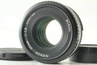 [Exc+5] Nikon Ai-s Nikkor 50mm f1.8 AIS Pancake Prime MF Lens for SLR From JAPAN