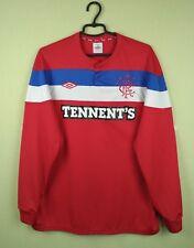 Rangers jersey shirt 2011/2012 Away official umbro long slevee football size XL