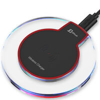 JETech Qi Wireless Charger Pad Dock for iPhone 11 X 8 plus XR XS Samsung S10 S9