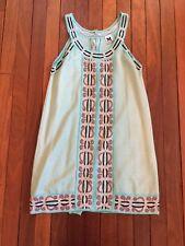 M Missoni retro lurex knit summer shift dress 42