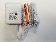 SIL CLASS 2  POWER SUPPLY MODEL UD060020D AC/DC ADAPTER 6 V 200m A  B3.5