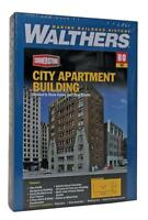 Walthers 533770 - 1/87 / H0 Stadt-Apartments - Neu