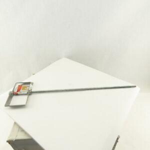 "Goldblatt G15303 8"" Wide Drill Drywall Mud Mixer 1/2 Drive 30"" Long"