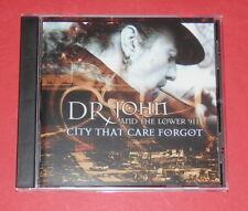 Dr. John & The Lower 911 - City that care forgot -- CD / Rock