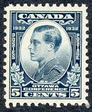 Prince of Wales - Ottawa Conference - 5c - 1932 - Scott #193 - VF MNH