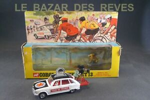 CORGI TOYS. RENAULT 16 Tour de France.  REF: 13 + Boite.