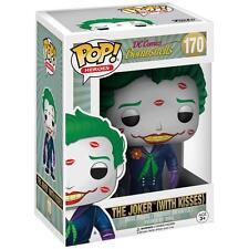 The Joker With Kisses Bombshells DC Comics POP! Heroes #170 Vinyl Figur Funko