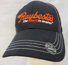 Nascar Raybestos brakes Pintys series 3 Hathaway baseball  cap hat adjustable v