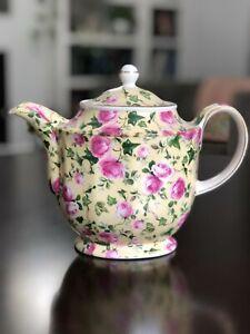 James Sadler Sophie Chintz Teapot