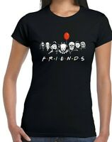 PREMIUM WOMAN KILLER CHARACTERS PENNYWISE HORROR SCARY IT FRIENDS PRESENT TOP